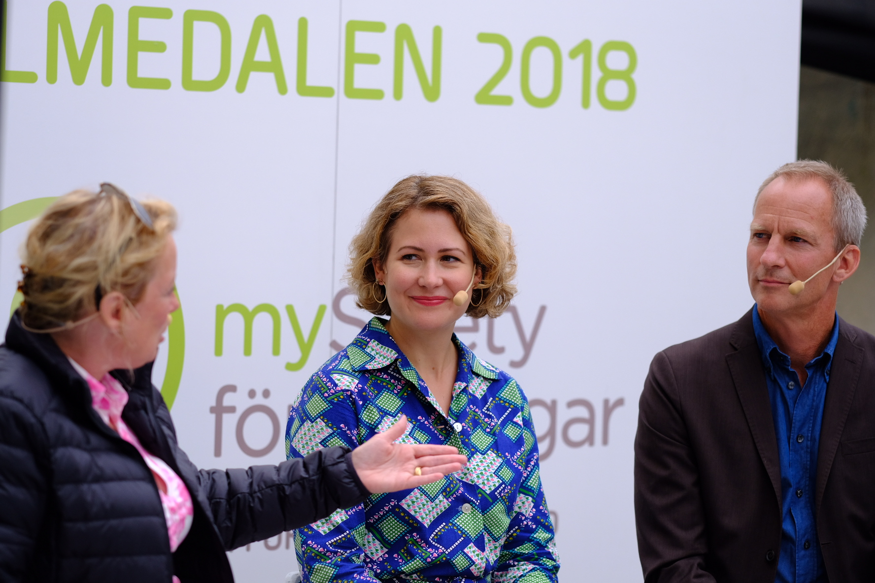 Musikförläggarna i Almedalen 2018