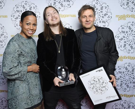 Sveriges mest framstående musikskapare utsedda