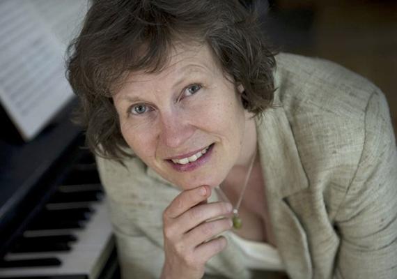 Tonsättaren Karin Rehnqvist får Musikförläggarnas hederspris 2017