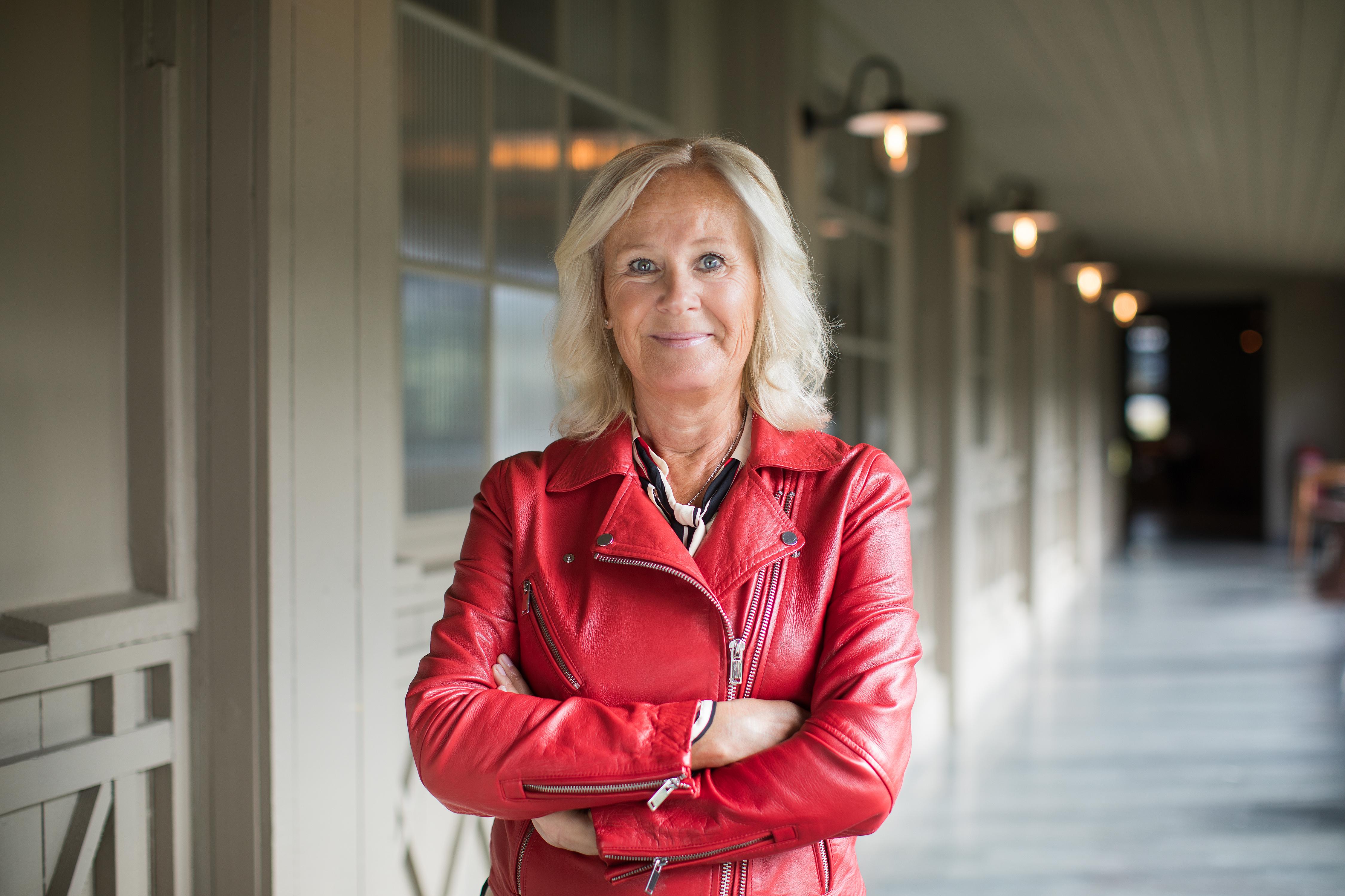 Ingela Pling Forsman tilldelas Musikförläggarnas hederspris 2019