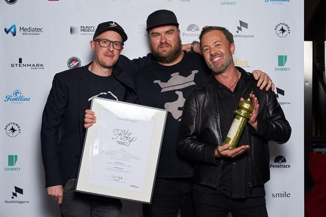 Årets bästa musik i reklamfilm korad på Roygalan