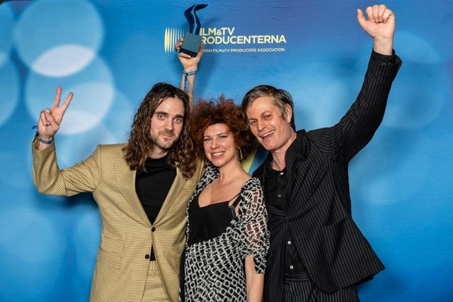 """""""Systrar 1968"""" vann Musikförläggarna och Stims nya tv-musikpris på Riagalan"""