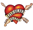 Live at Heart