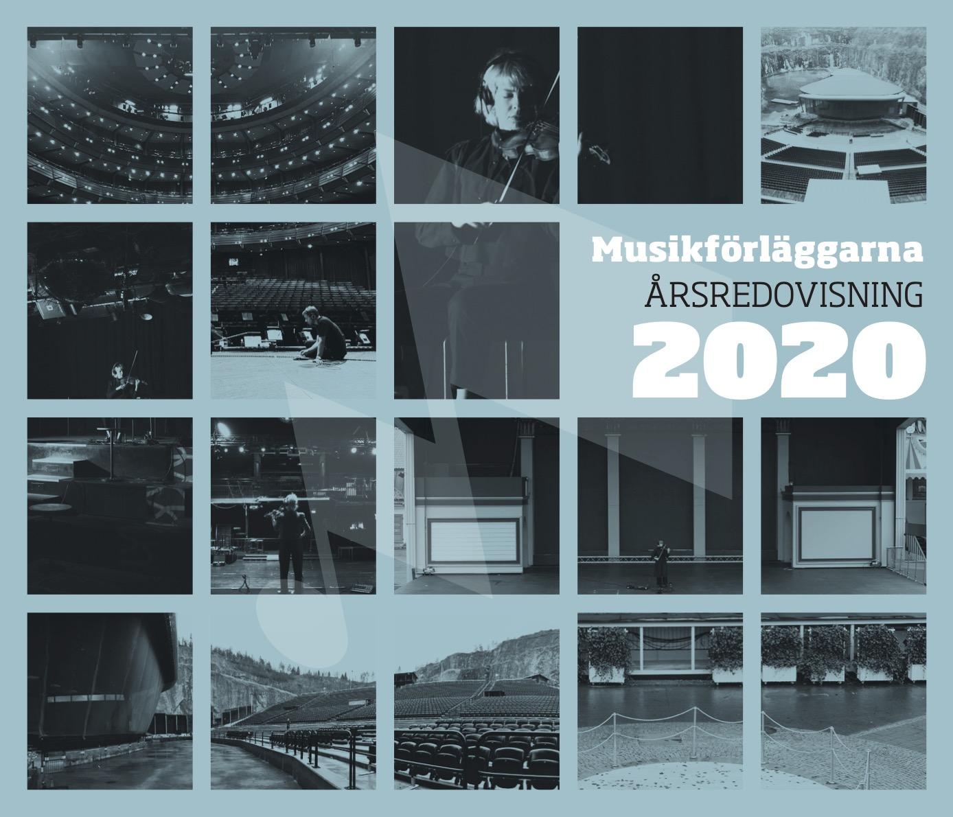 Musikförläggarnas årsredovisning 2020