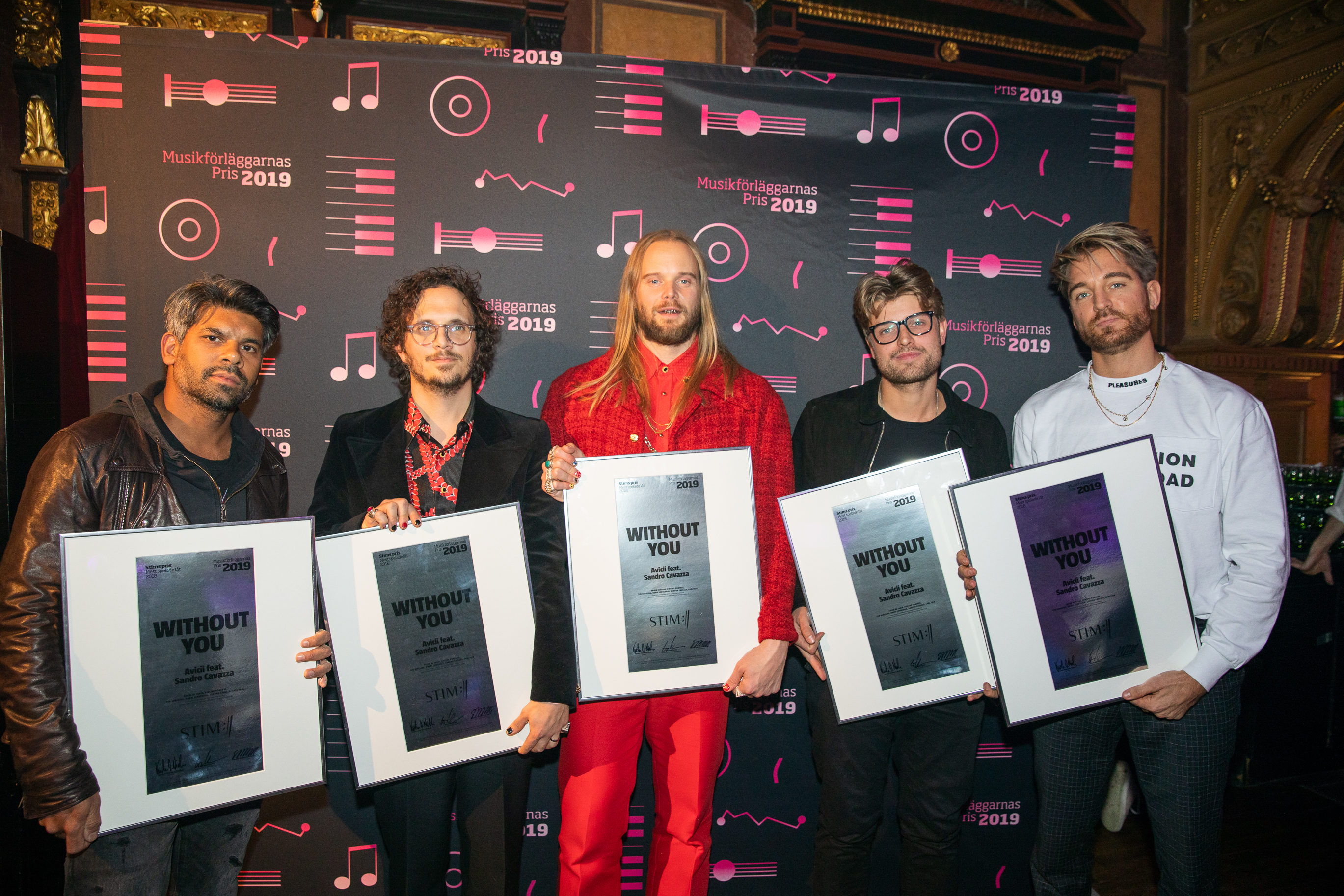De är årets vinnare på Musikförläggarnas Pris