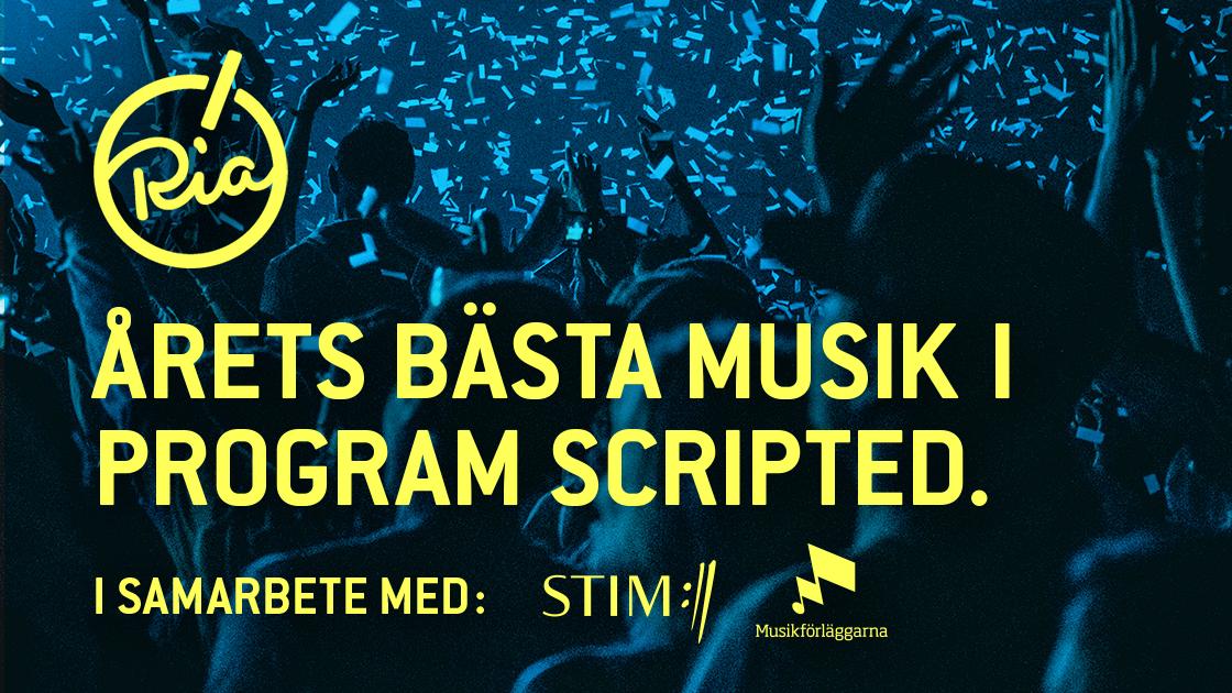 Musikförläggarna och Stim instiftar nytt musikpris på Riagalan
