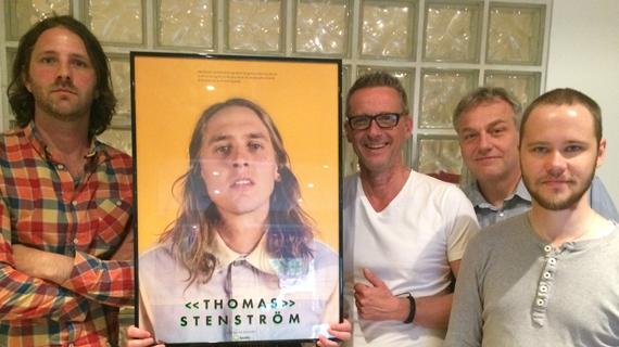 Thomas Stenström förlänger med Scandinavian Songs