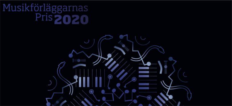 Musikförläggarnas Pris 2020 logo