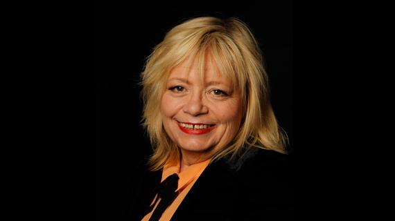 Monica Ekmark utsedd till hedersmedlem i Musikförläggarna