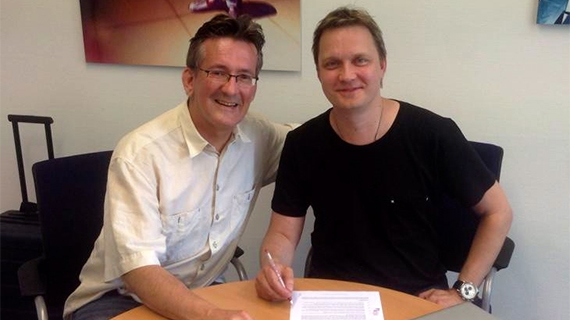 Snowflake Music Publishing i avtal med Imagem Publishing