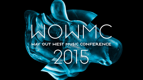Snart dags för Way Out West Music Conference 2015
